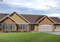 3 Bedroom 2 Bath House Plans No Garage