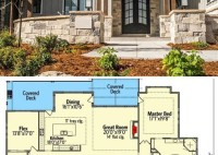 4 Bedroom 1 Story House Plans