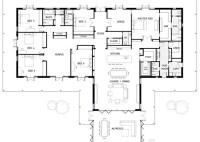 6 Bedrooms House Plans