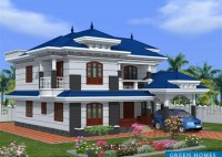 Beautiful Kerala House Plans