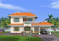 Best Kerala Model House Plans With Elevation