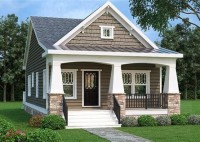 Bungalow Houses With Floor Plans