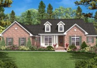 Craftsman House Plans Under 1600 Square Feet