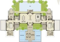 Floor Plan Of Villa In India