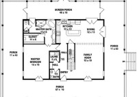 Floor Plans 2400 Square Feet One Story