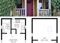 Free Small House Plan