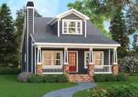 House Plans Craftsman Bungalow
