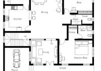 Kerala Home Design Floor Plan And Elevation