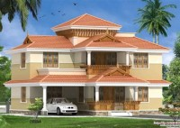 Kerala Model Home Plans With Photos