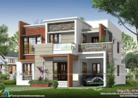 Kerala Model House Plans 2000 Sq Ft