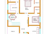 Kerala Style House Plans Within 1500 Sq Ft