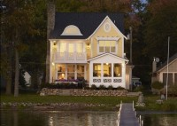 Lake House Plans Small Lot