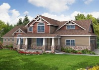 New Craftsman House Plans