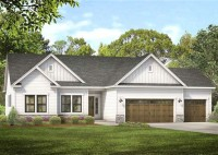 One Story House Plans With Garage