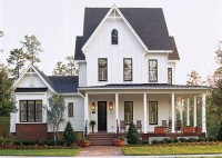 One Story Southern Cottage House Plans