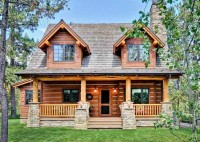 Rustic Look House Plans