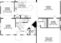 Ryan Homes Floor Plans Victoria
