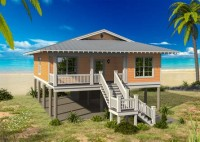 Seaside Cottage House Plans
