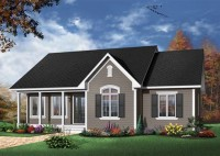 Small 1 1 2 Story House Plans