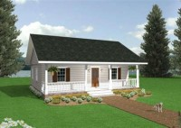 Small 2 Bedroom 2 Bath House Plans