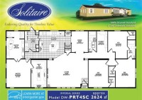 Solitaire Mobile Homes Floor Plans