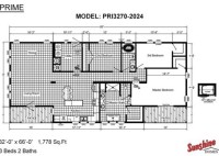 Sunshine Homes Floor Plans
