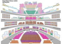 Sydney Opera House Seating Plan Theatre