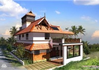 Traditional Kerala House Plans With Photos