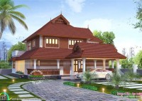 Traditional Kerala House Plans