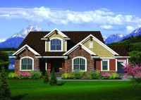 Traditional Two Story House Plans