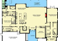 House design ideas house plans home plans and home for Two story home plans master first floor
