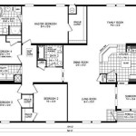 1999 Clayton Mobile Home Floor Plans