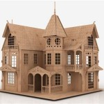 Free Dollhouse Plans Dxf
