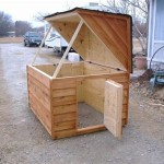 Free Well Pump House Plans