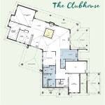 Golf Clubhouse Floor Plans