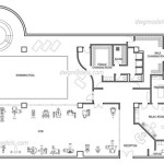 Grey paint for open floor plan for Gym floor plan design software free
