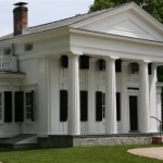 Historic Greek Revival House Plans