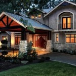 House Plans With Portico Driveway