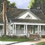 Historic greek revival house plans for Progressive farmer house plans