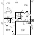 Pulte Homes Floor Plan Archive
